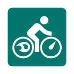 Bike Computer - GPS Cycling Tracker APK icon