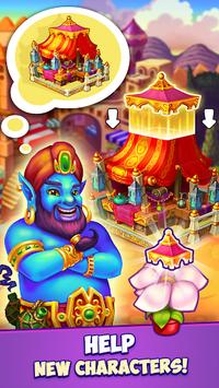 Fancy Blast: Cozy Journey to Magic Fairy Tales APK screenshot 1