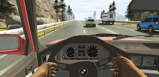 Racing in Car pc screenshot