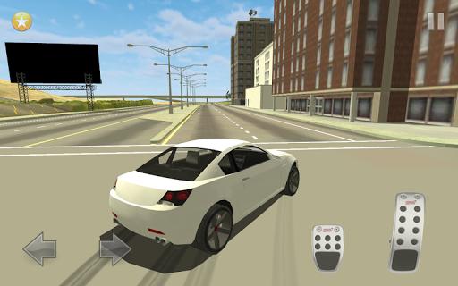 Real City Racer APK screenshot 1