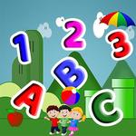Preschool Kids Learning : ABC, Number, Colors APK icon
