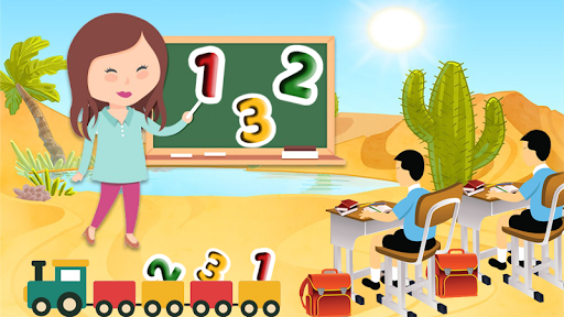 Preschool Kids Learning : ABC, Number, Colors APK screenshot 1