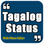Tagalog, Hugot, Pinoy & Bisaya Quotes Editor 2018 icon