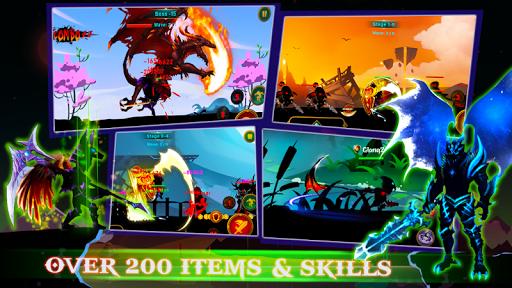 Demon Warrior APK screenshot 1