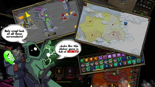 Zombidle APK screenshot 1