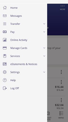 CB-Mobile Banking APK screenshot 1
