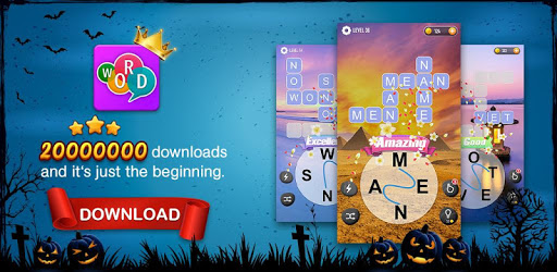 Word Crossy - A crossword game pc screenshot