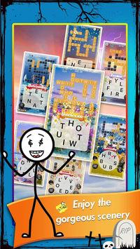 Word Crossy - A crossword game APK screenshot 1