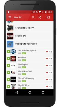 Live TV FilmOn Free TV DLNA APK screenshot 1