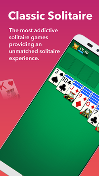 Klondike Solitaire Card Games: Classic Solitaire APK screenshot 1