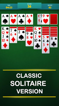 Solitaire Card Game Classic APK screenshot 1