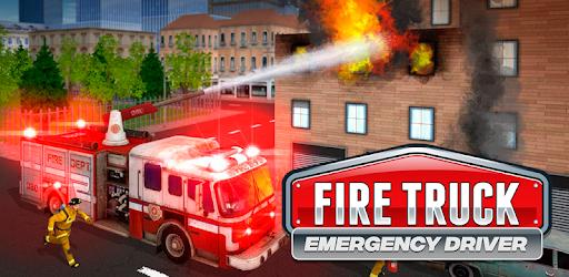 Fire Truck Driver Emergency 2018 pc screenshot