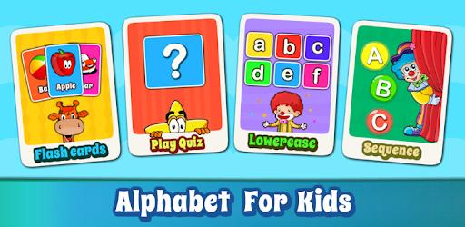 Alphabet for Kids ABC Learning - English pc screenshot