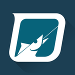 FishAngler - Fishing Forecast, Maps & Reports icon