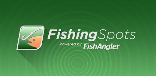 Fishing Spots - Local Fishing Maps & Forecast pc screenshot