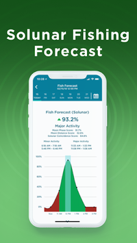 Fishing Spots - Local Fishing Maps & Forecast APK screenshot 1
