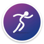 Running for Weight Loss Walking Jogging my FITAPP APK icon