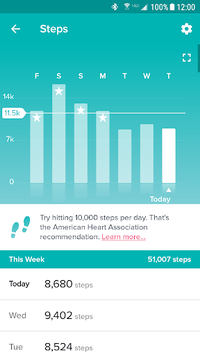 Fitbit APK screenshot 1