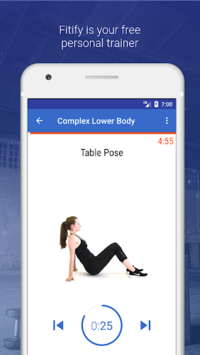 Legs & Butt Workout APK screenshot 1