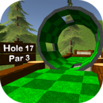 Mini Golf 3D 3 icon