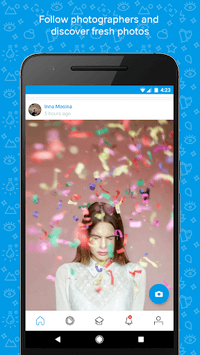 500px – Photography APK screenshot 1
