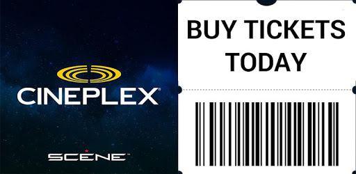Cineplex Mobile pc screenshot