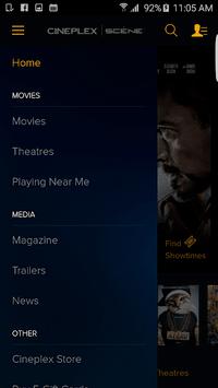 Cineplex Mobile APK screenshot 1