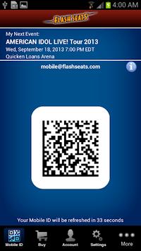 Flash Seats APK screenshot 1