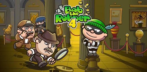 Bob The Robber 4 pc screenshot