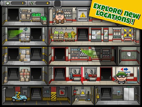 Bob The Robber 4 APK screenshot 1
