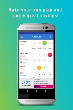 FlexiPlan APK screenshot 1
