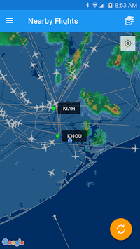 FlightAware Flight Tracker APK screenshot 1