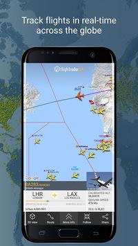 Flightradar24 Flight Tracker APK screenshot 1