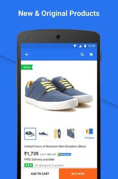 Flipkart Online Shopping App APK screenshot 1
