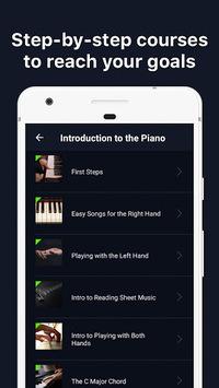flowkey: Learn Piano APK screenshot 1