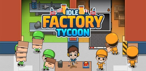 Idle Factory Tycoon pc screenshot