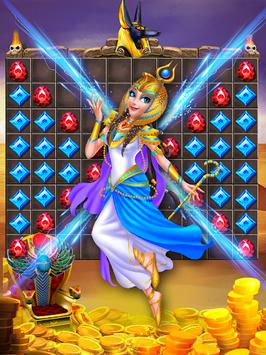 Diamond Cleopatra ☥ APK screenshot 1