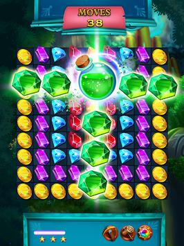 Jewels Star: OZ adventure APK screenshot 1