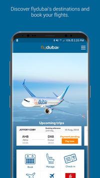 flydubai APK screenshot 1