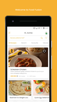 Food Fusion APK screenshot 1