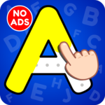 ABC Tracing & Phonics Game for Kids & Preschoolers icon
