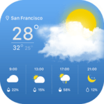 weather - weather forecast icon