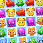 Forest Mania - Pop & Match Lovely Pets icon