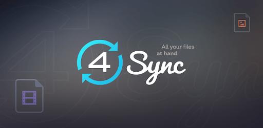 4Sync pc screenshot