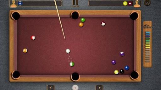 Pool Billiards Pro APK screenshot 1