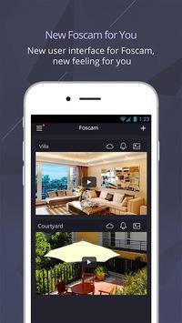 Foscam APK screenshot 1