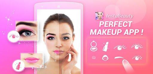 InstaBeauty -Makeup Selfie Cam pc screenshot