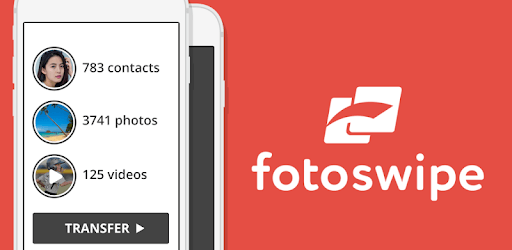 FotoSwipe: File Transfer, Contacts, Photos, Videos pc screenshot