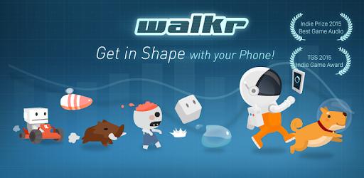 Walkr: Fitness Space Adventure pc screenshot