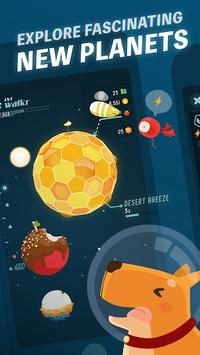 Walkr: Fitness Space Adventure APK screenshot 1